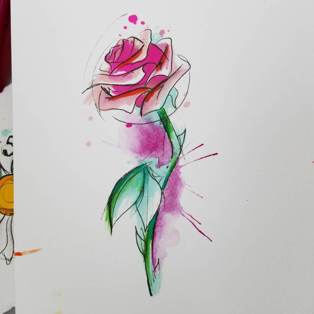 Beauty and beast rose for tomorrow tattoo disneytattoo beauty and beast rose for tomorrow tattoo disneytattoo disneytattoos beautyandthebeast beautyandthebeasttattoo izmirmasajfo