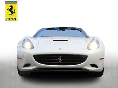 Ferrari California Convertible Car home idea Pinterest