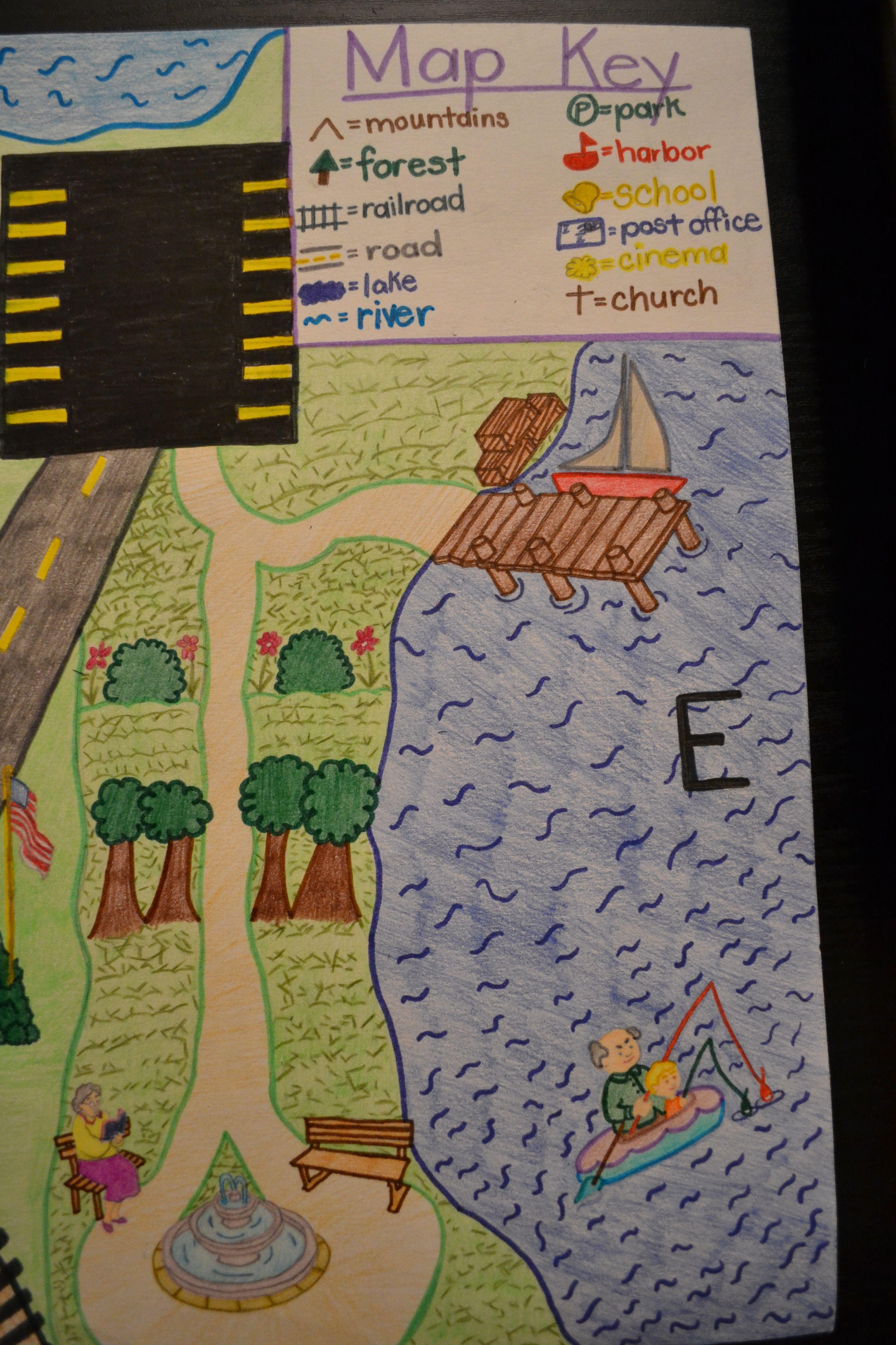 Pin By Fabi S On Teaching Tools Social Studies Maps Map Skills 3rd Grade Social Studies [ 4608 x 3072 Pixel ]