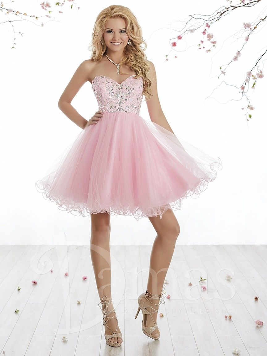 How Adorable Is Damas 52414 Layers Of Tulle Make Up The Full Skirt That Is Finished With A Curled Hem A Dazz Dresses Girly Dresses Pretty Quinceanera Dresses [ 1152 x 864 Pixel ]