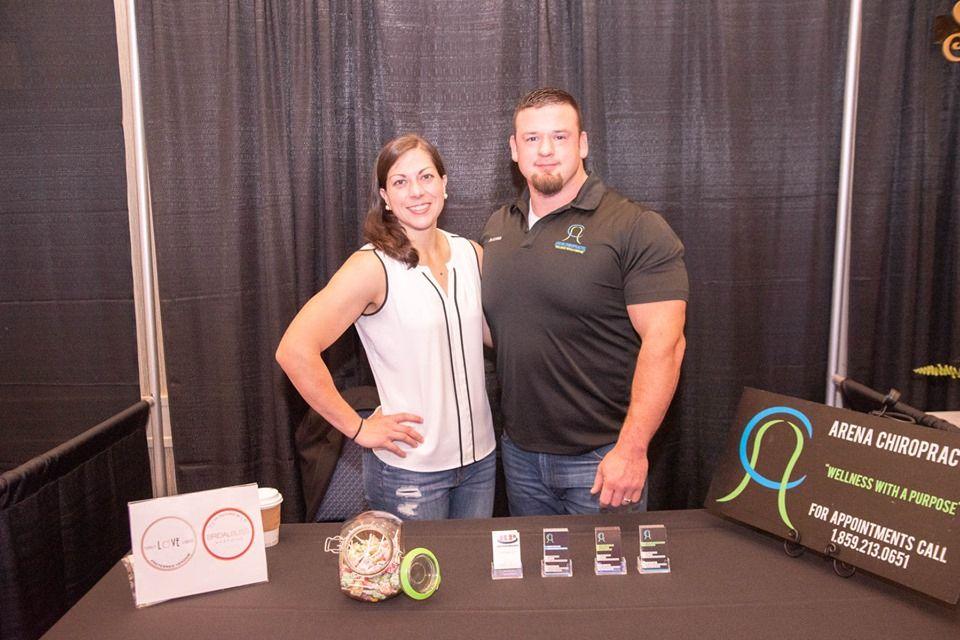 Dr. Skiljan and Dr. Arena at Bridal Bliss Classic in ...