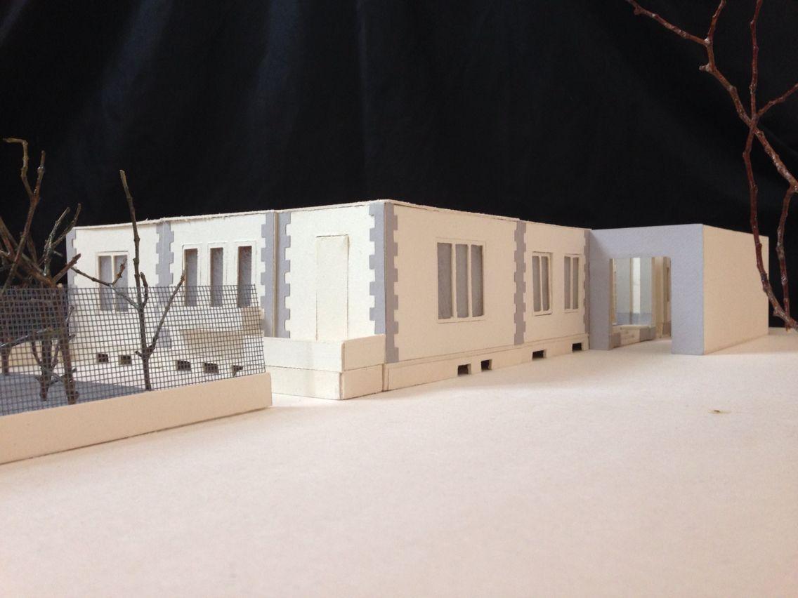 Plastico Casa della Meridiana 3