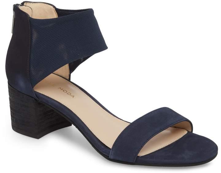 e7f0d00e8ee Pelle Moda Alden Mesh Strap Sandal