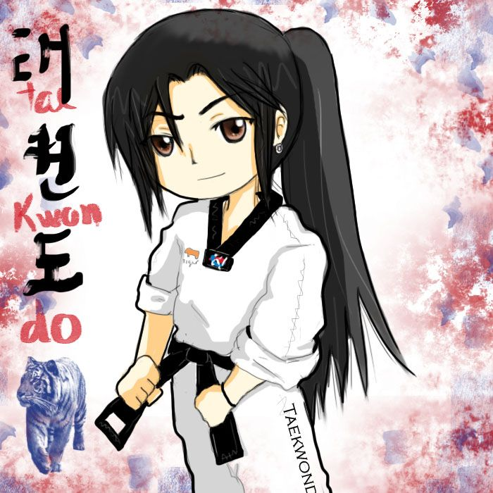Taekwondo Girl Bing Images Taekwondo Girl Martial Arts Humor Martial Arts Fashion