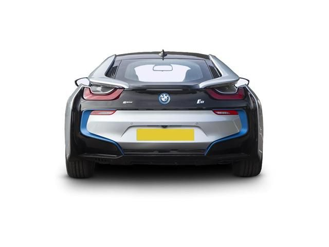 Bmw I8 Coupe Rear View My Super Exoctic Dream Cars Pinterest