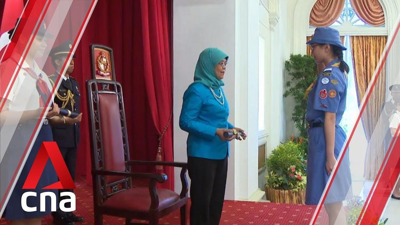 Girl Guides, Scouts recognised for taking action on