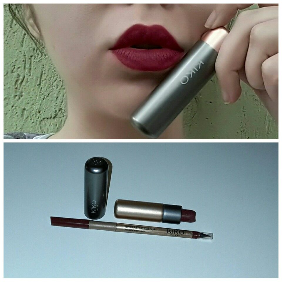 kiko makeup milano mat lipstick makeup vidalondon. Black Bedroom Furniture Sets. Home Design Ideas