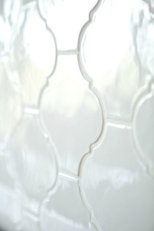 arabesque tile. kitchen backsplash? | Kitchen | Pinterest