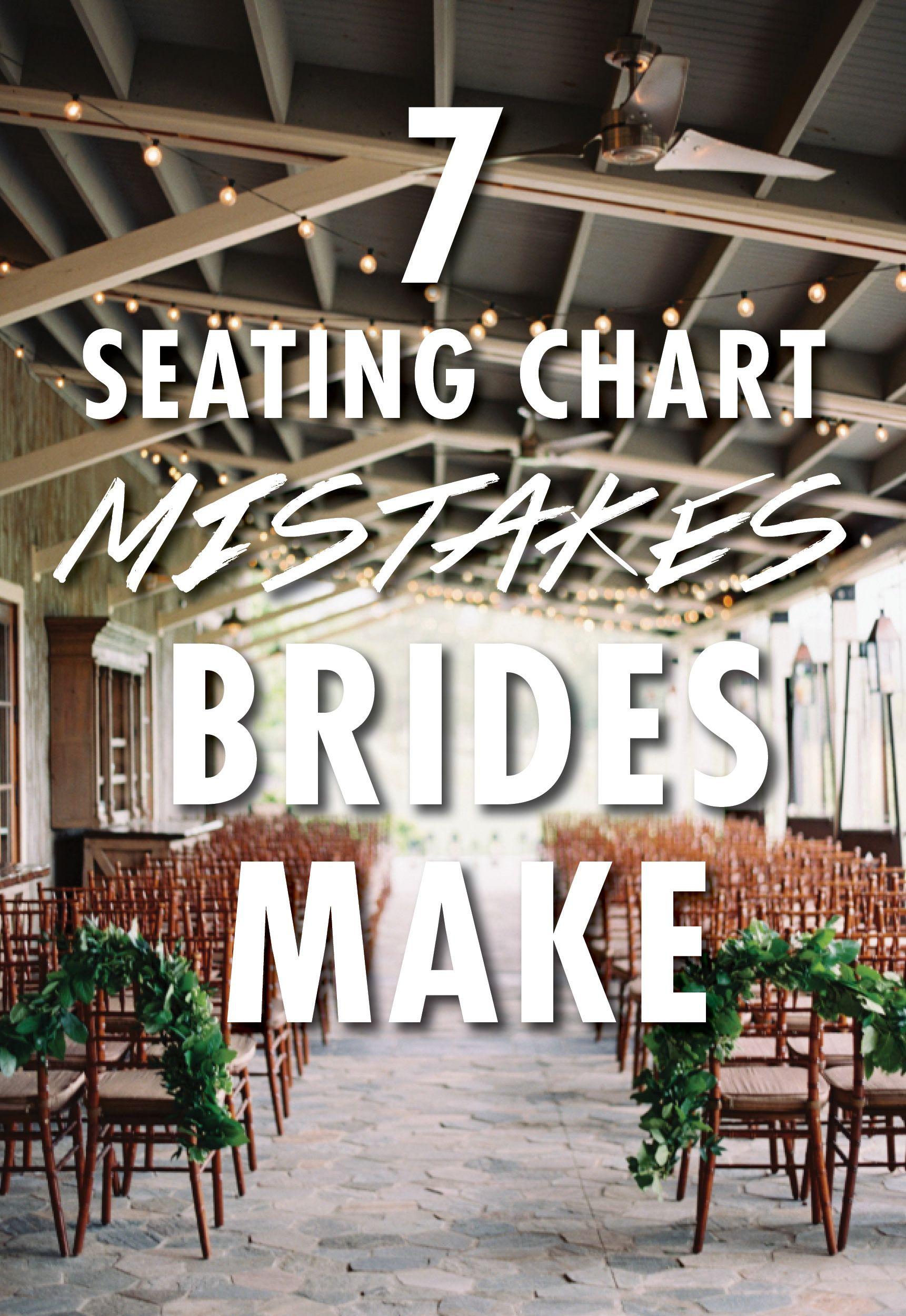 How To Create Wedding Seating Chart Wedding seating