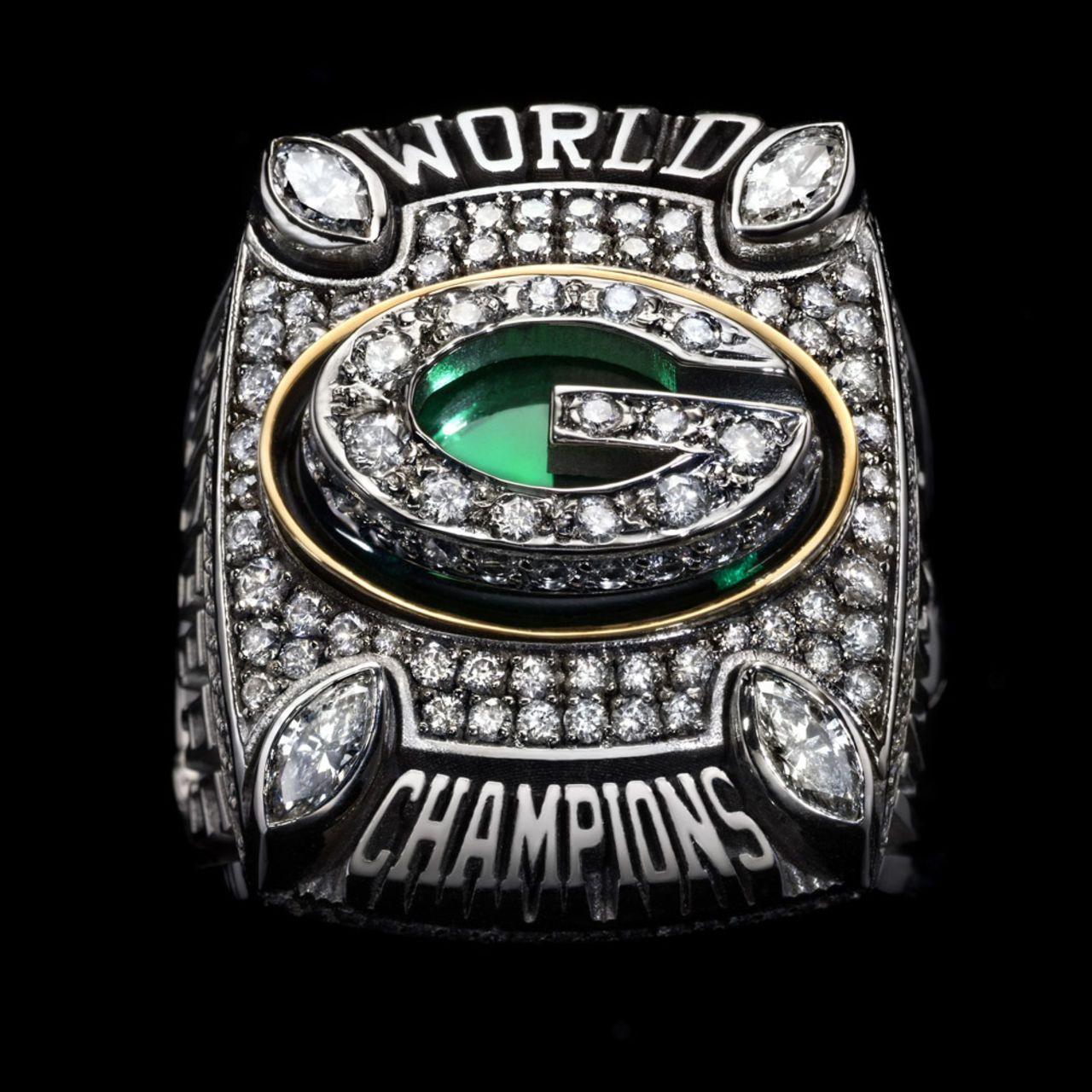 Super Bowl Ring Green Bay Packers Super Bowl Rings Packers Super Bowl Packers Football