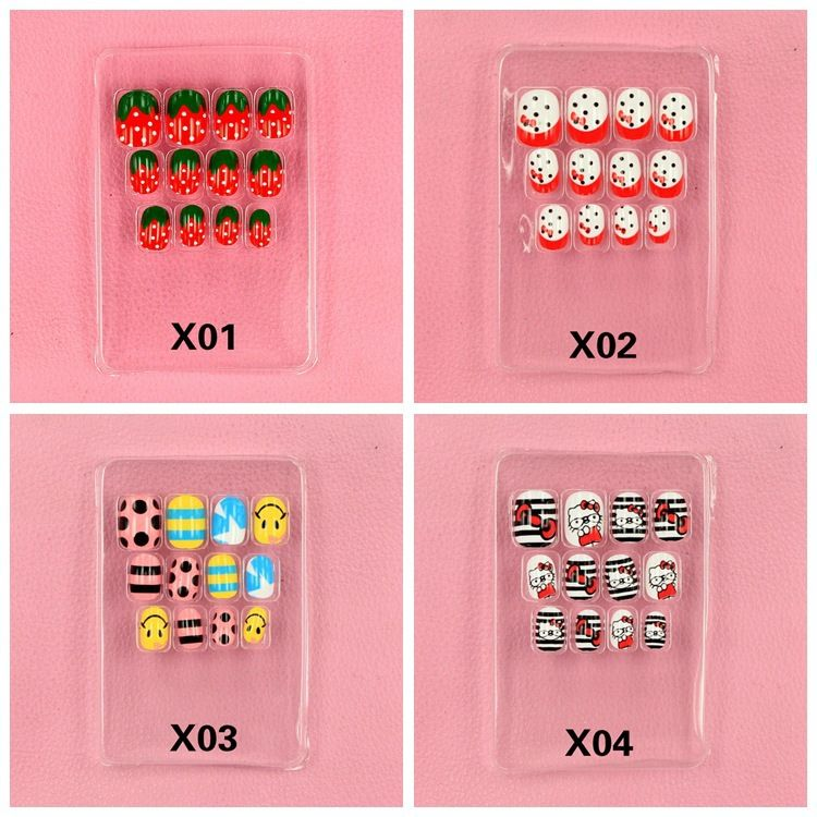 Find More False Nails Information about Spot wholesale super cute ...