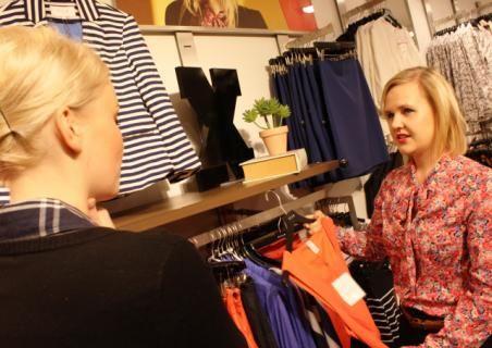 Vila-yrittäjä Suvi Widgren rekrytoi uuden Vila-liikkeensä myyjät Idols-tyyliin. Lue lisää blogistamme ja Väylä-lehdestä!