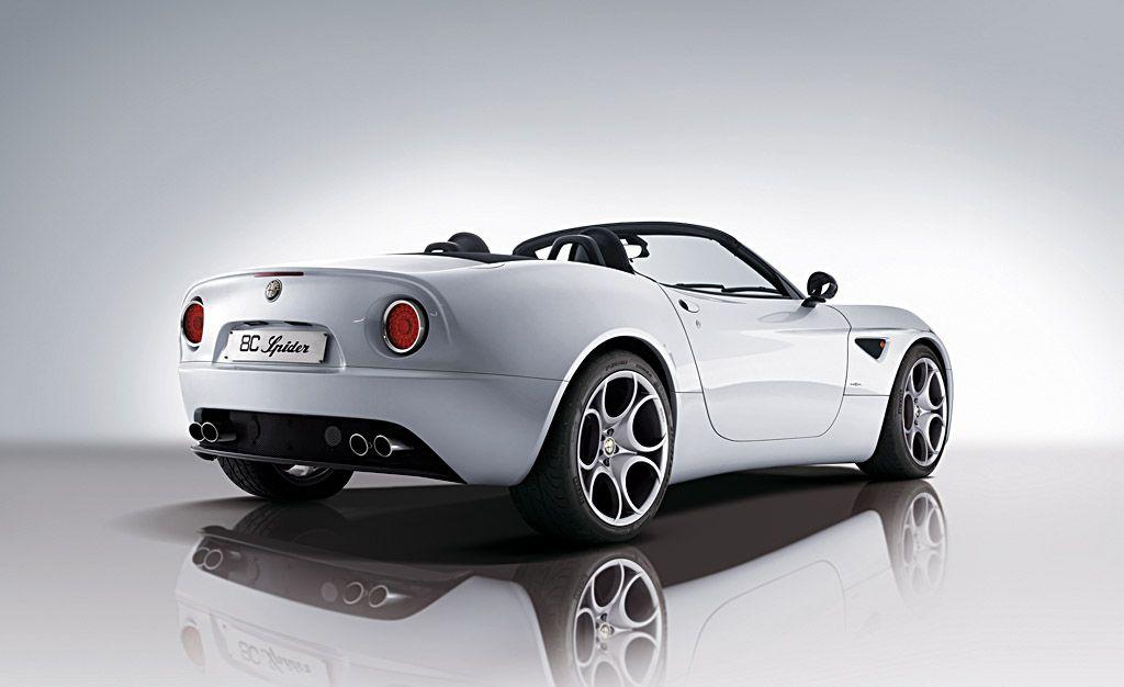 The world s fastest street legal Alfa Romeo The Novitec Alfa Romeo