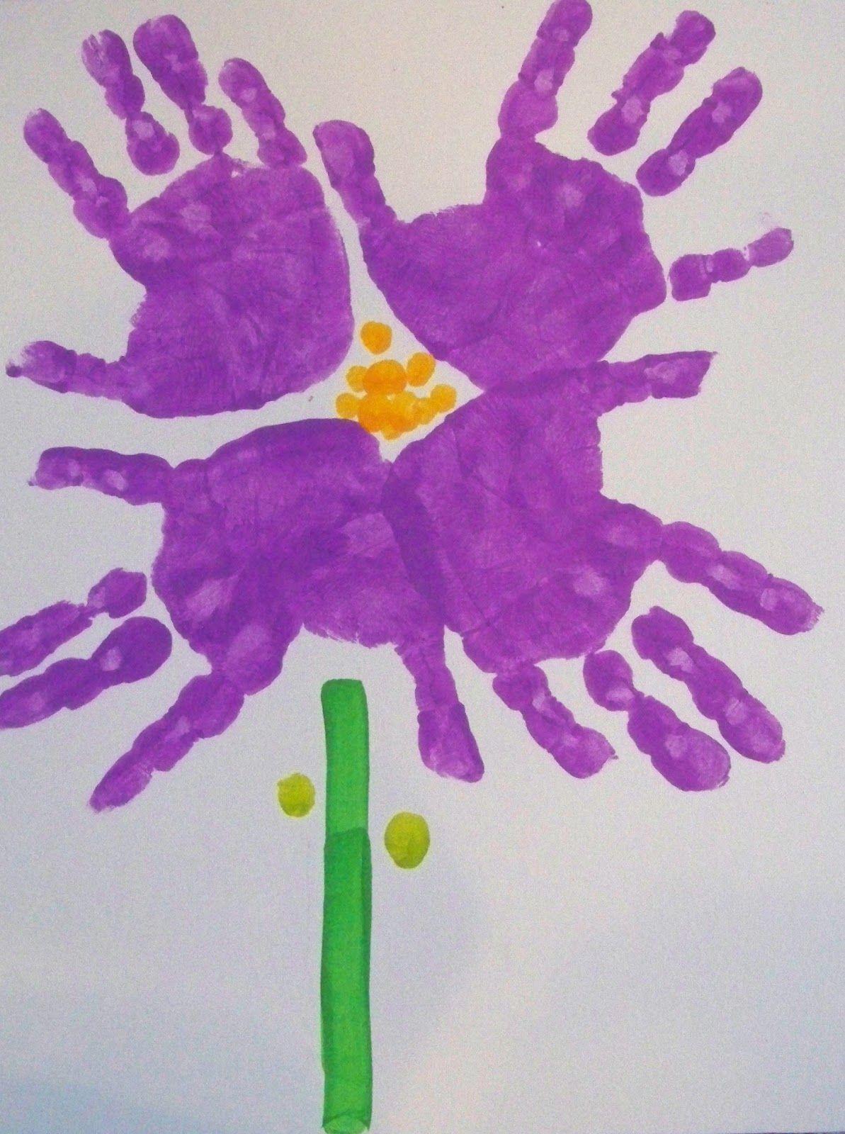 Purple Crafts For Preschoolers