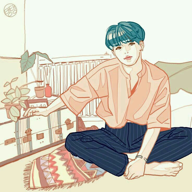 fan art bts fans i love bts jin illustrations yoongi bts drawings people seventeen log projects drawing s draw fanart illustrators