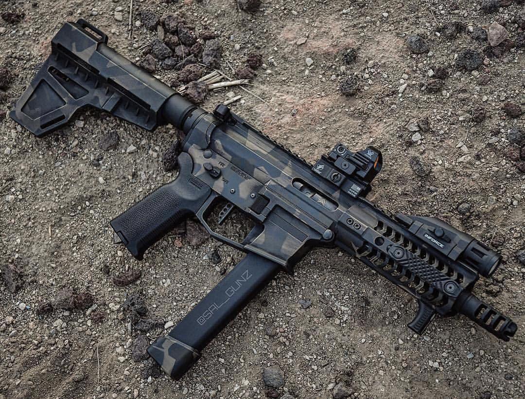 skeletonized ar 15 google search guns pinterest guns