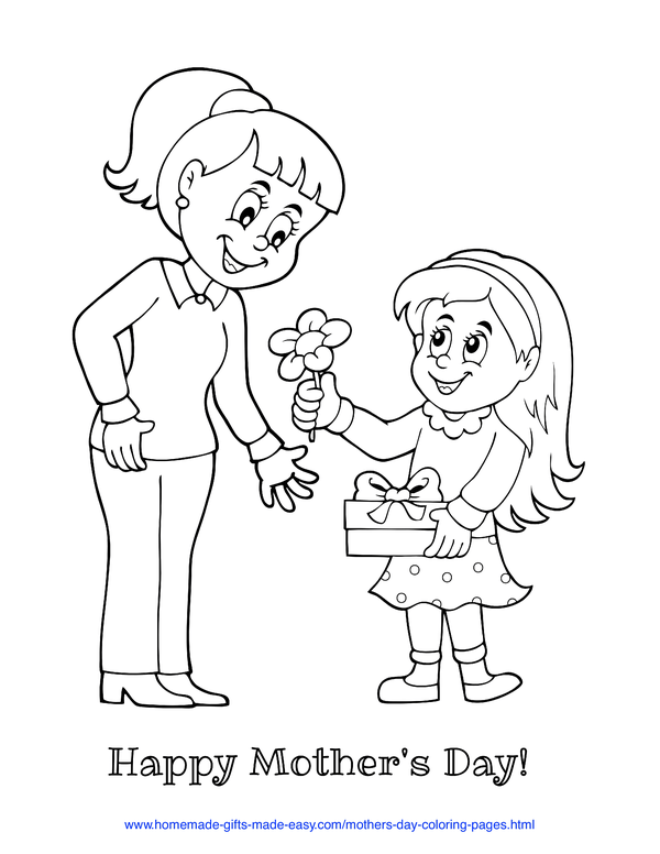 77 Mother S Day Coloring Pages Free Printable Pdfs Mothers Day Coloring Pages Mom Coloring Pages Coloring Pages