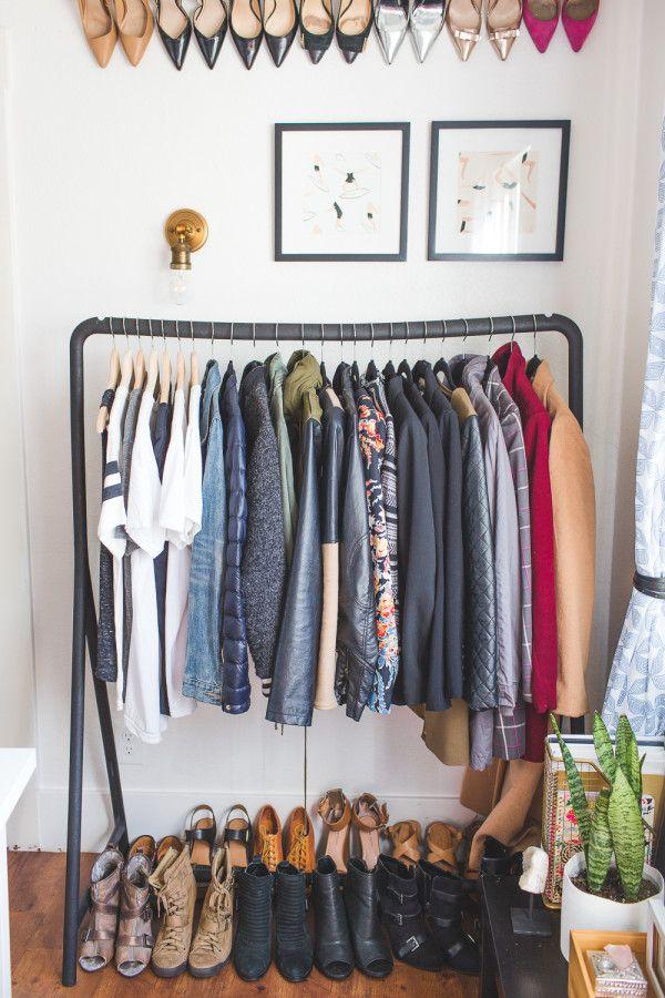 Fresh Wardrobe Closet for Office