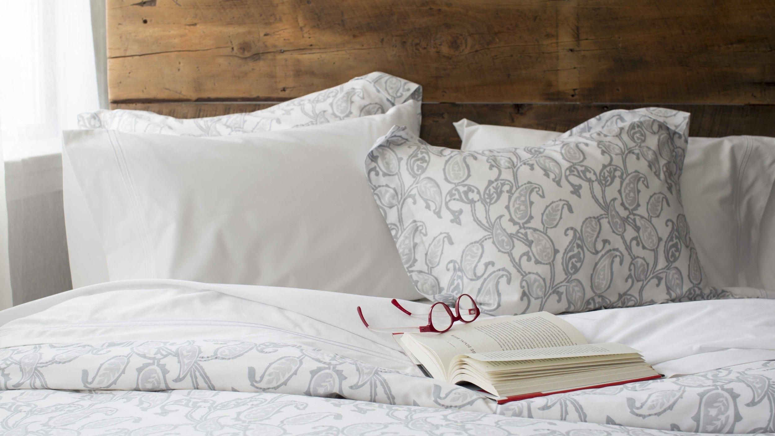 Comfort And Quality Are Key To Restful Sleep Natural Materials Your
