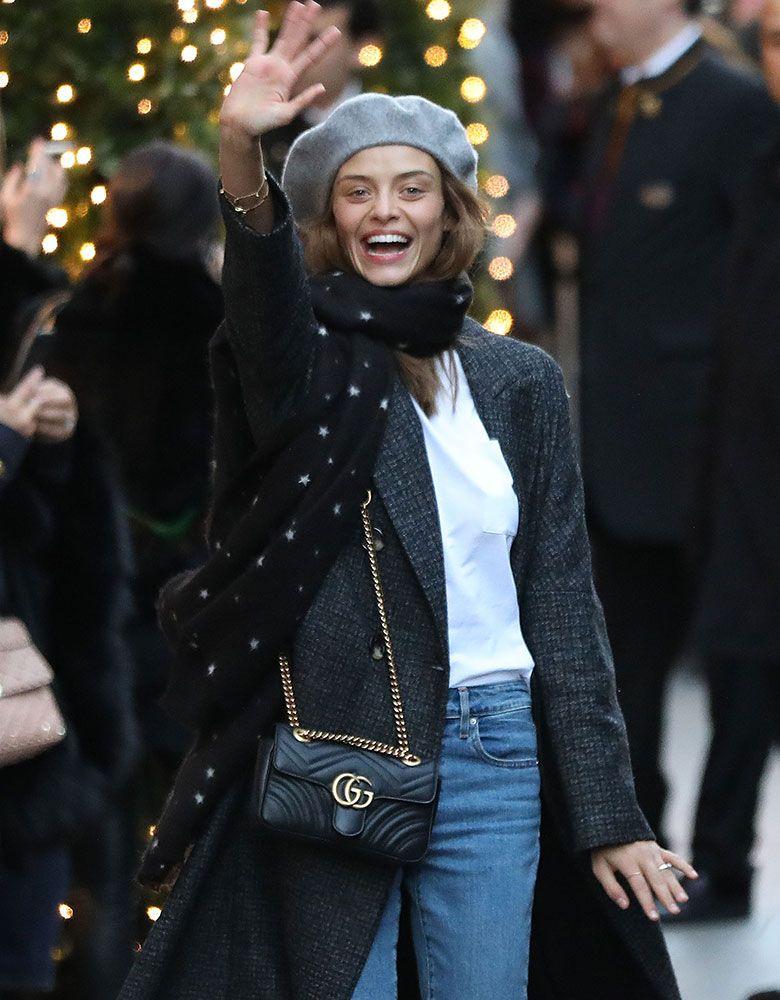 Lais Oliveira Gucci Marmont Bag