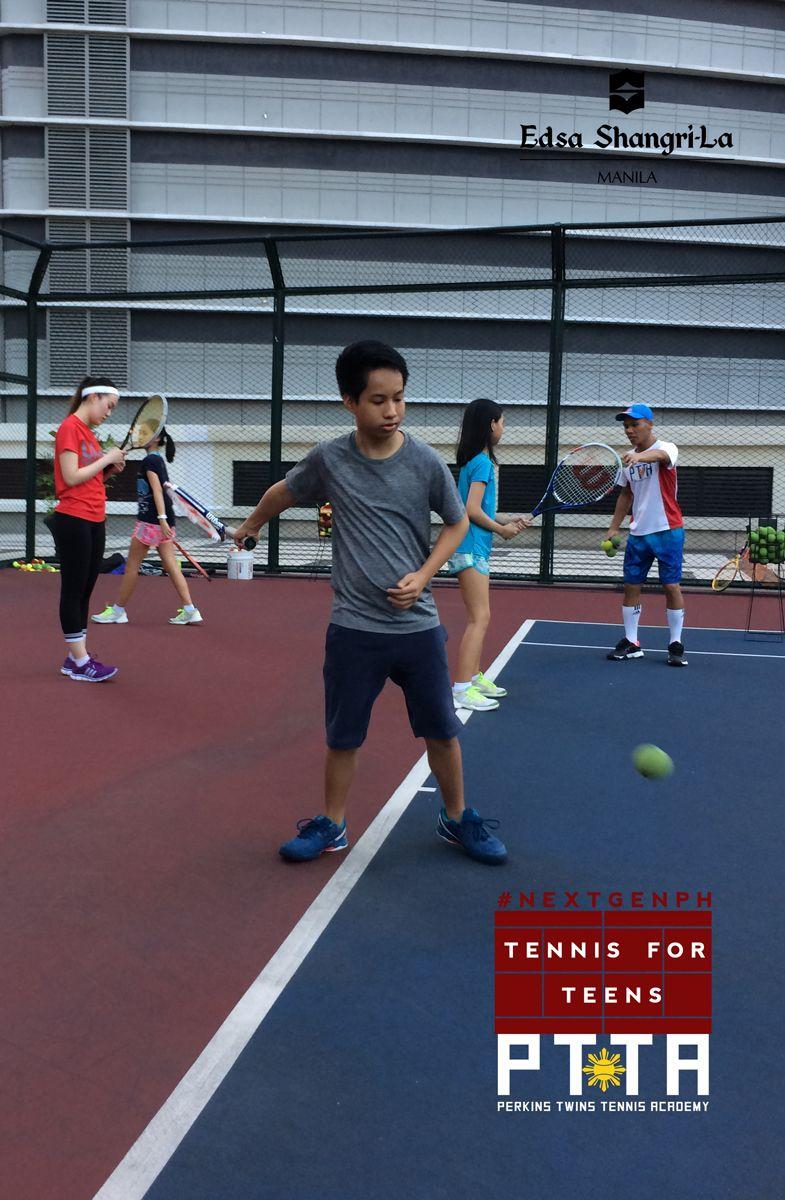 Philippine Junior Tennis, teens theptta Philippine