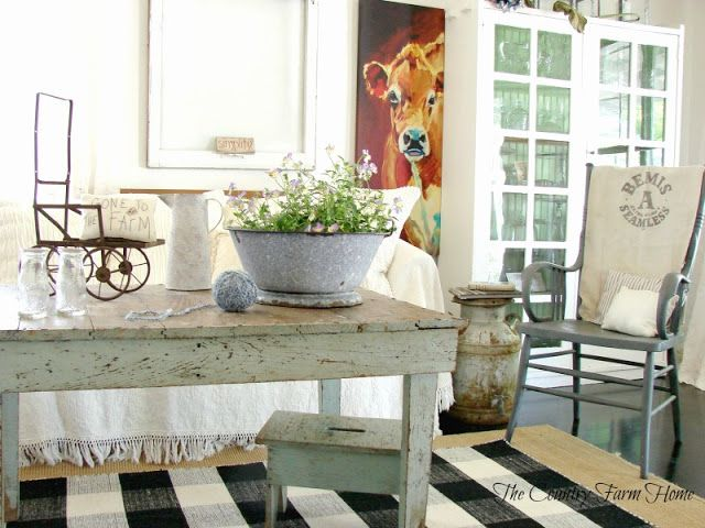 35++ Country farm home decor best