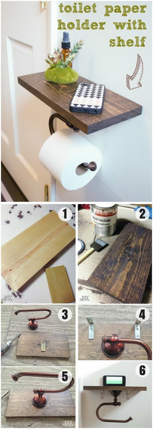 Rustic DIY Projects to add Warmth to your Farmhouse Decor images
