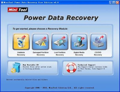 mini data recovery software for pc