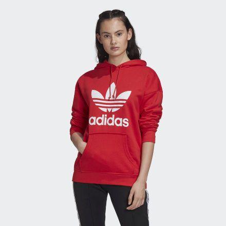 Photo of adidas Adicolor Trefoil Hoodie