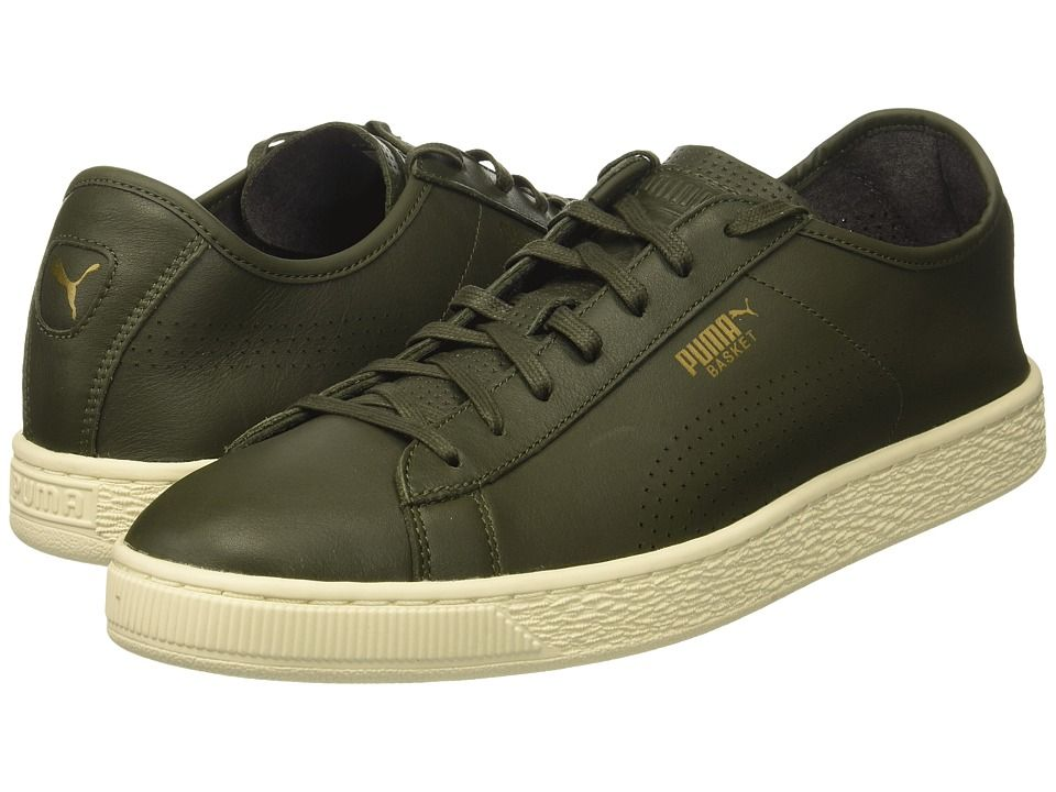 Carries New Casual Shoes Mens PUMA Suede Classic Black/Sharp Green