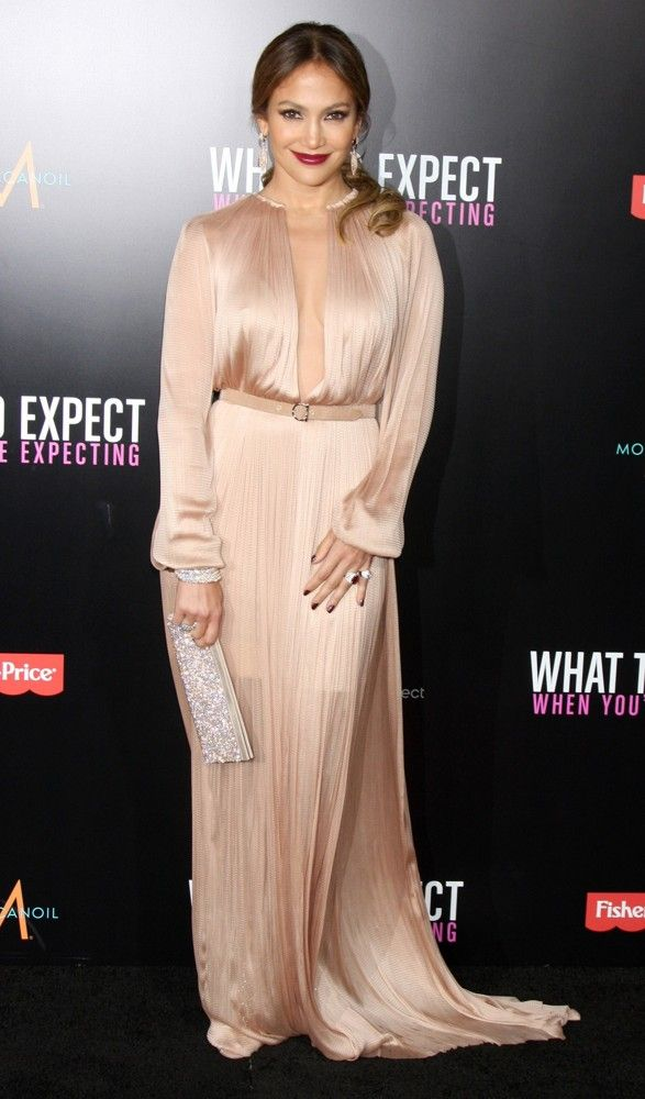 Jennifer Lopez at What To Expect When You are Expecting