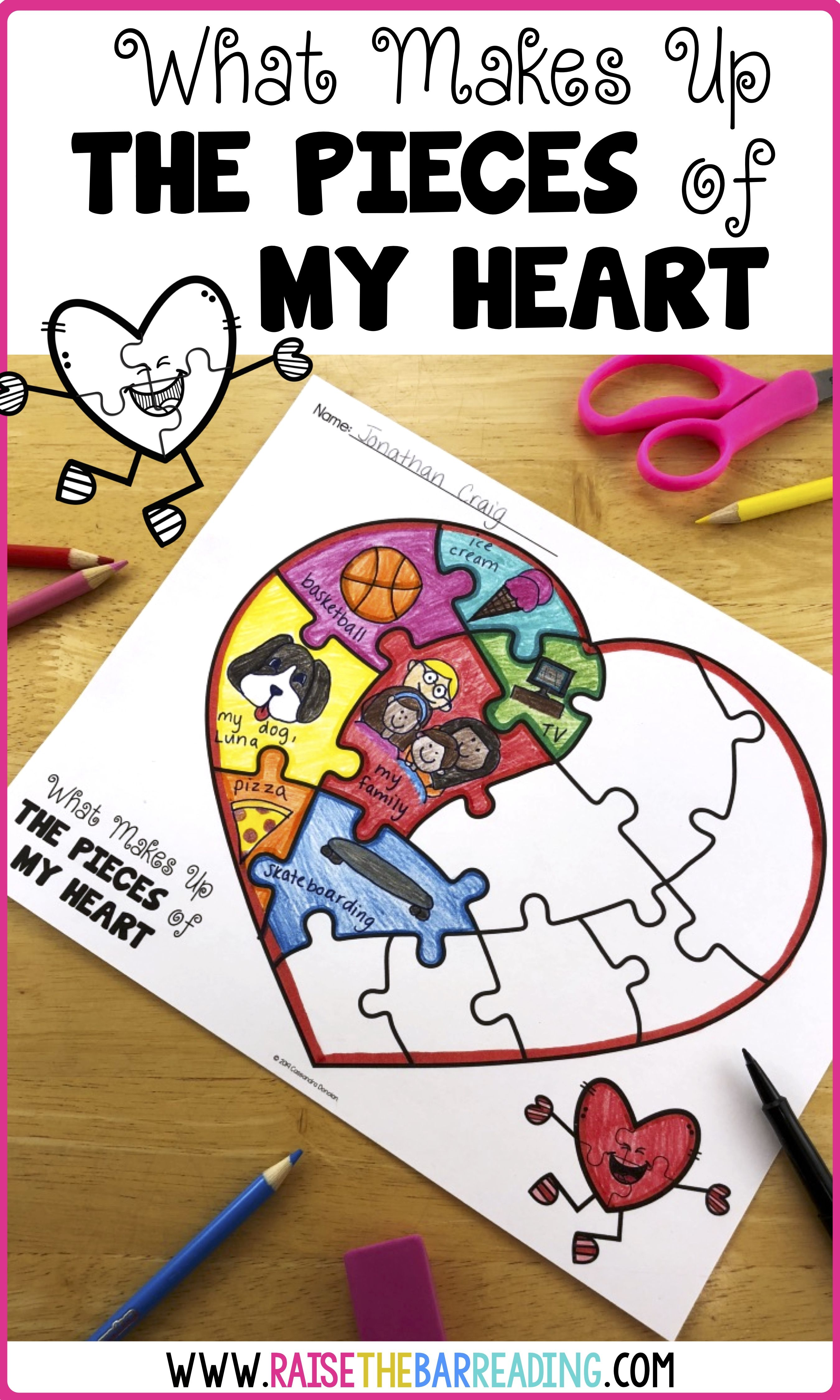 Low Prep Valentine S Day Activities For Elementary Students