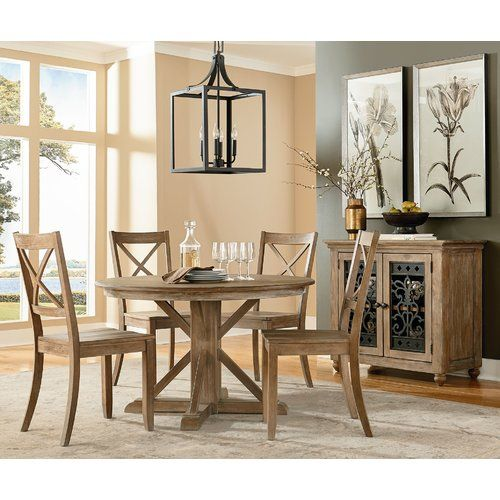 New Wayfair Dining Room Table and Chairs