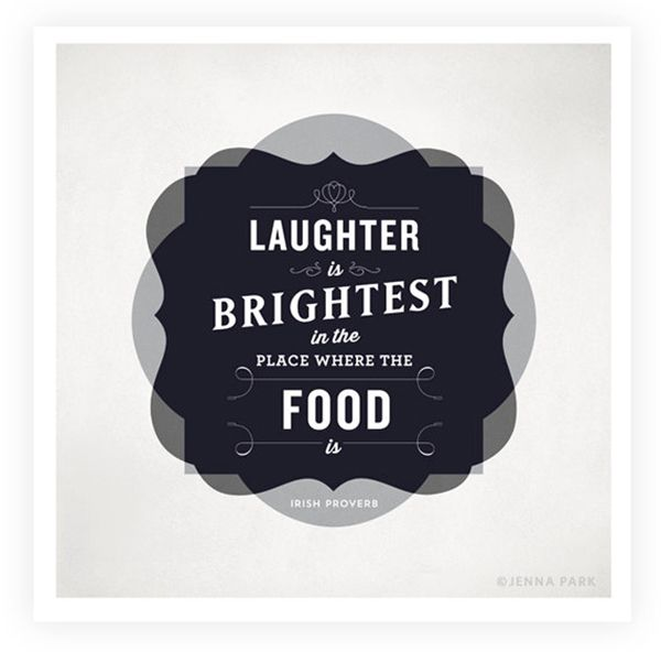 get inspired with food quote posters from whimsy spice quotes