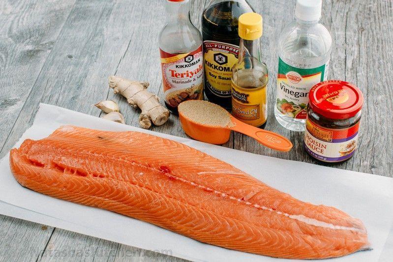 #ingredients #marinating #delicious #teriyaki #lengthy #glazed #needed #salmon #recipe #winner #simple #juicy #flaky #this #andThis teriyaki salmon recipe is a winner! Simple ingredients and no lengthy marinating needed. A flaky, juicy and delicious teriyaki glazed salmon recipe.This teriyaki salmon recipe is a winner! Simple ingredients and no lengthy marinating needed. A flaky, juicy and delicious teriyaki glazed salmon recipe. #teriyakisalmon #ingredients #marinating #delicious #teriyaki #len #teriyakisalmon
