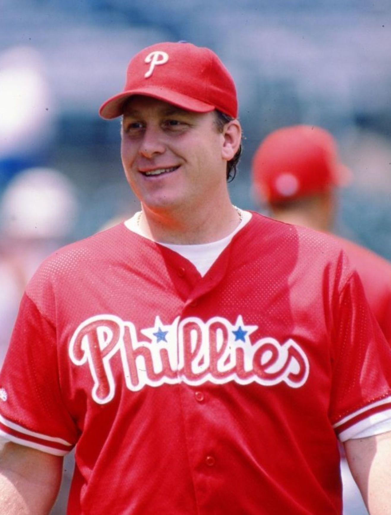 Curt Schilling Phillies Phillies Baseball Philadelphia Phillies