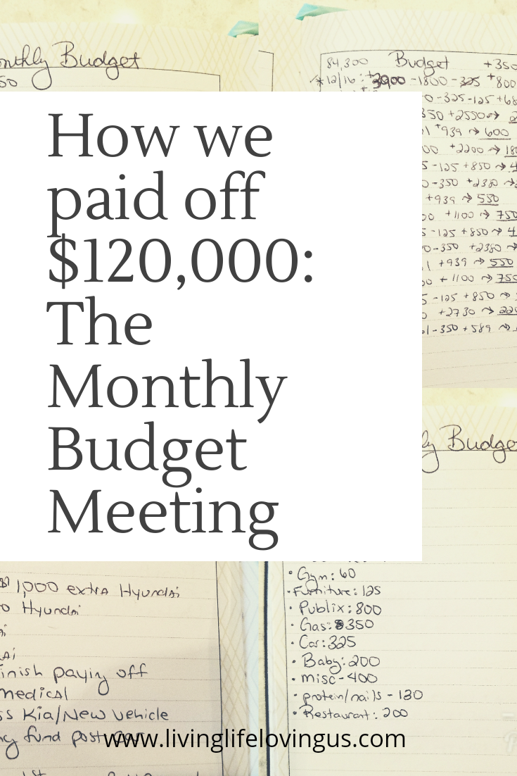 what our monthly budget meeting actually looks like pinterest