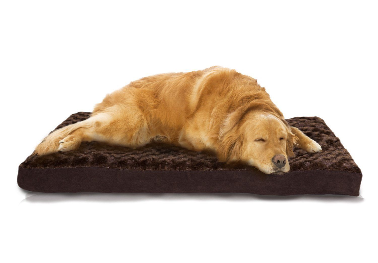 Extra large orthopedic dog beds best price - Furhaven Orthopedic Mattress Pet Bed Jumbo Chocolate For Dogs And Cats