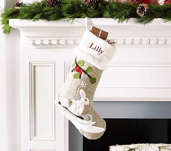 Pin By Jessica Ramos On Embroidery In 2020 Pottery Barn Christmas Stocking Pottery Barn Christmas Christmas Stockings