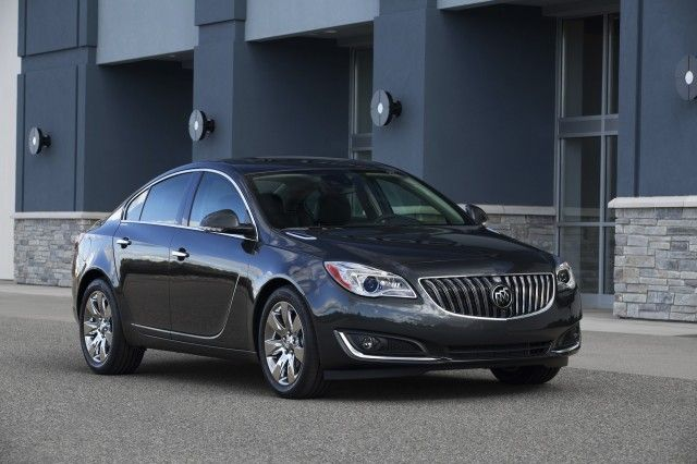 2014 Buick Regal Gets Standard Turbo Better Fuel Economy