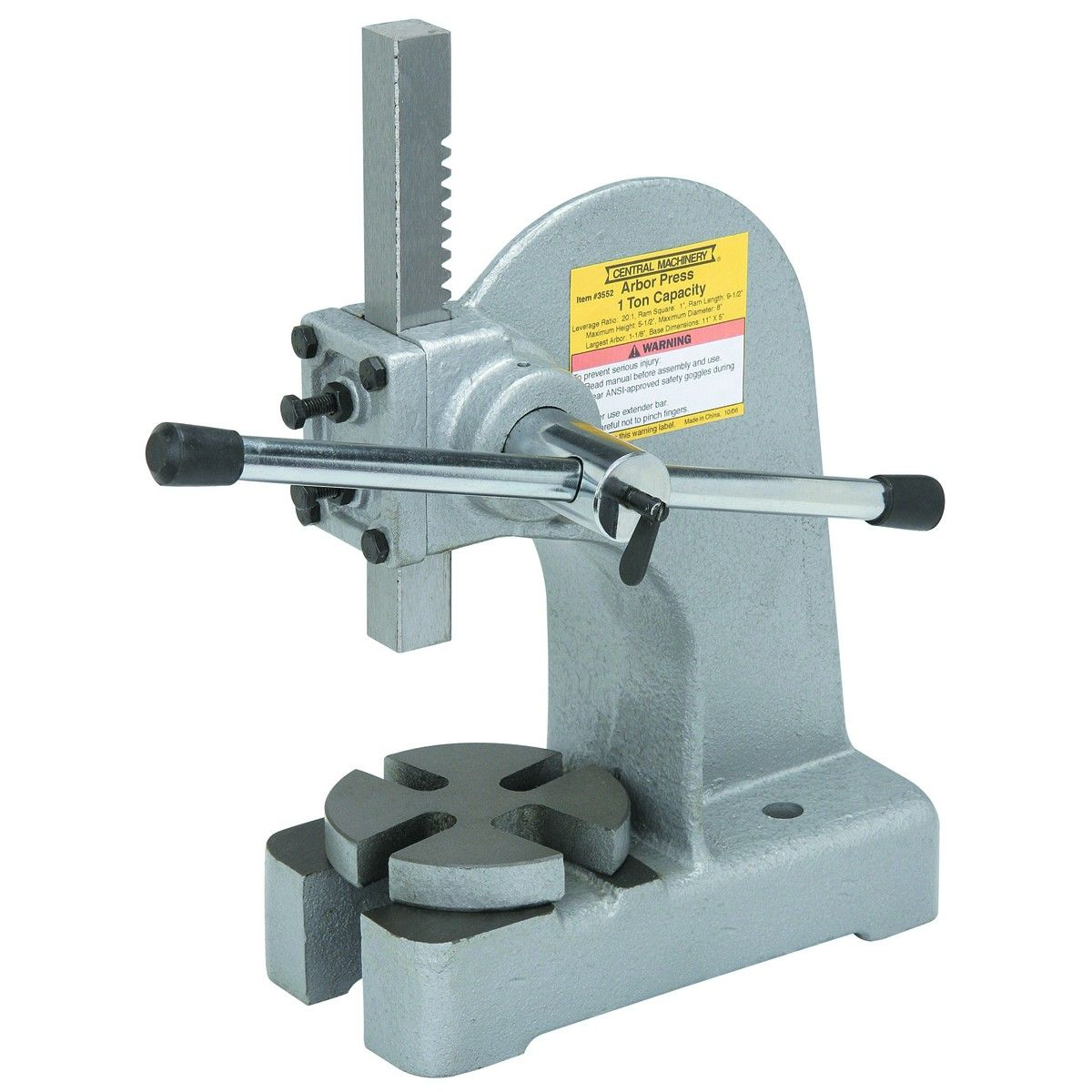 1 ton arbor press arbors kydex and harbor freight tools 1 ton arbor press harbor freight toolsarborsleather greentooth Images