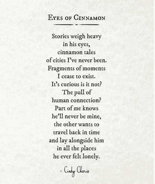 heartbreaking love poems that will give you goosebumps