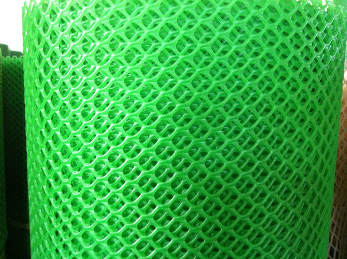 High Quality Plastic Flat Net For Poultry Or Farm Application Plastic Mesh Mesh Fencing Expanded Metal Mesh