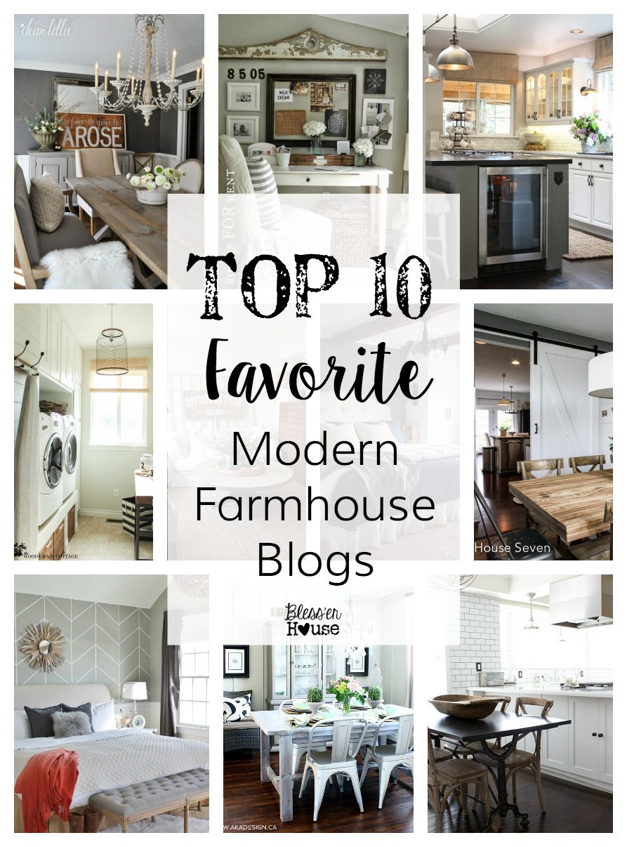 Top 10 Favorite Blogger Home Tours Blogger home, Home, House