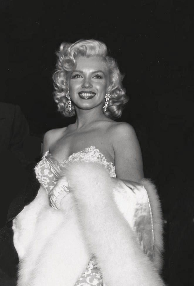 Luminous Marilyn Monroe