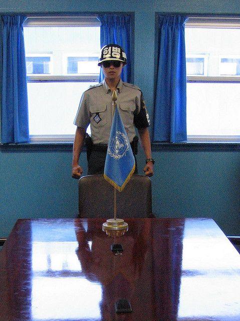 Joint Security Area Panmunjom
