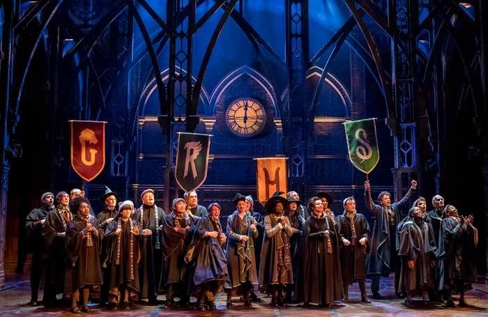 Harry Potter And The Cursed Child Review At The Palace Theatre London Entirely Distinctive Harry Potter Cursed Child Harry Potter Play Harry Potter