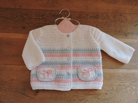 5414b17e62f128 baby cardigan crochet pattern. 3-6 months the by projectfirstchild
