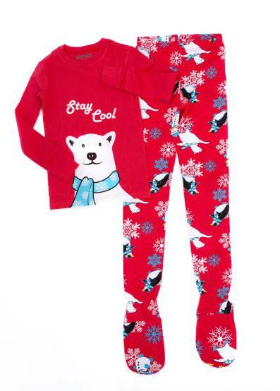 4bb9b8b7f Kids Big Feet Pajamas