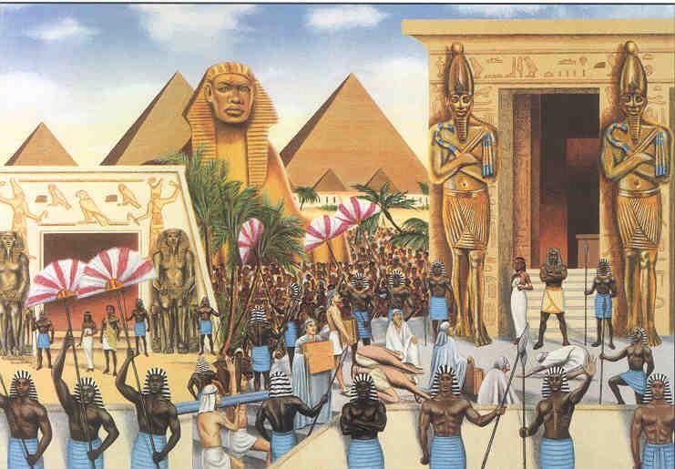Ancient Egypt - Wikipedia
